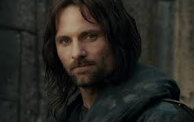 Viggo Mortensen as Aragorn from Peter Jackson's LOTR Photo Credit: LOTR Wikia