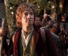 Martin Freeman as Bilbo Baggins in Peter Jackson's Hobbit Photo Credit: LOTR Wikia