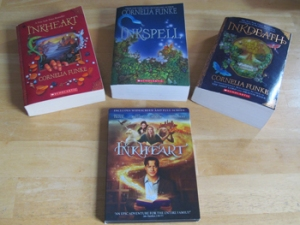 Inkheart series
