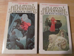 Chronicles of Prydain: The Book of Three, The Black Cauldron