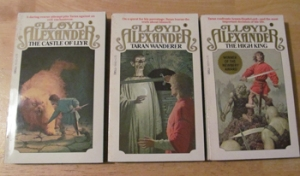 Chronicles of Prydain: The Castle of Llyr, Taran Wanderer, The High King