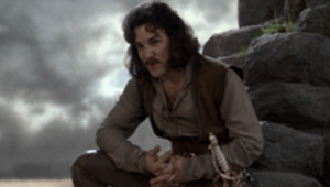 Mandy Patinkin as Inigo Montoya in The Princess Bride Photo Credit: Princess Bride Wikia