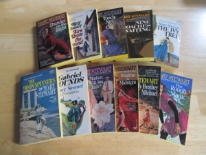 Mary Stewart's Books