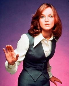 Pamela Sue Martin as Nancy Drew in The Hardy Boys / Nancy Drew Mysteries, 1977-1979