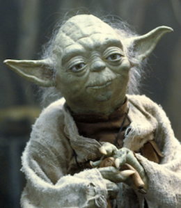 Yoda from Star Wars: The Empire Strikes Back Photo Credit: Wikipedia